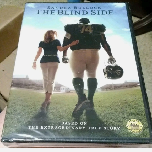 The Blind Side Standard Edition- Sandra Bullock.MPAA rating  : PG-13 (Pare
